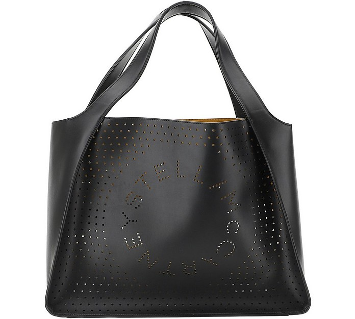 Black Shoulder Bag - Stella McCartney