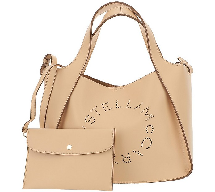 Powder Pink Tote Stella Bag - Stella McCartney