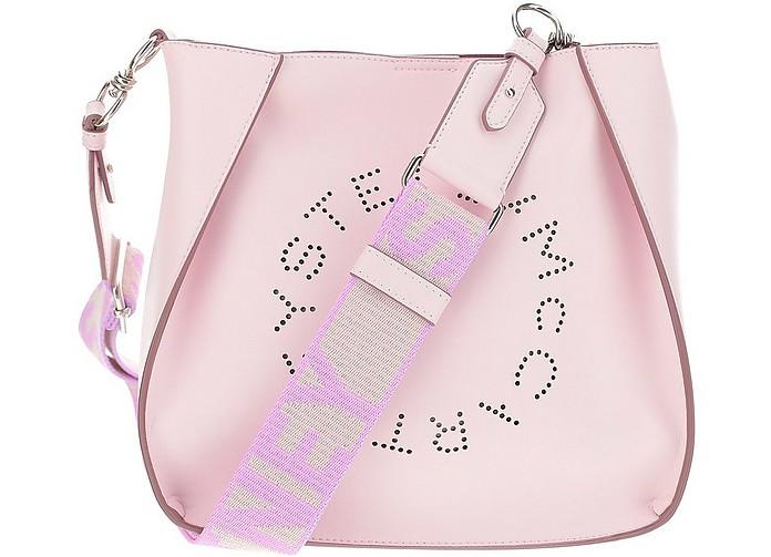 Lilac Stella Logo Bag - Stella McCartney / ステラ マッカートニー