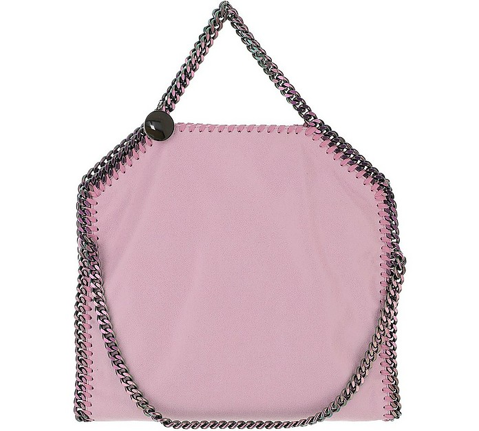 Lilac Falabella Tote Shoulder Bag - Stella McCartney