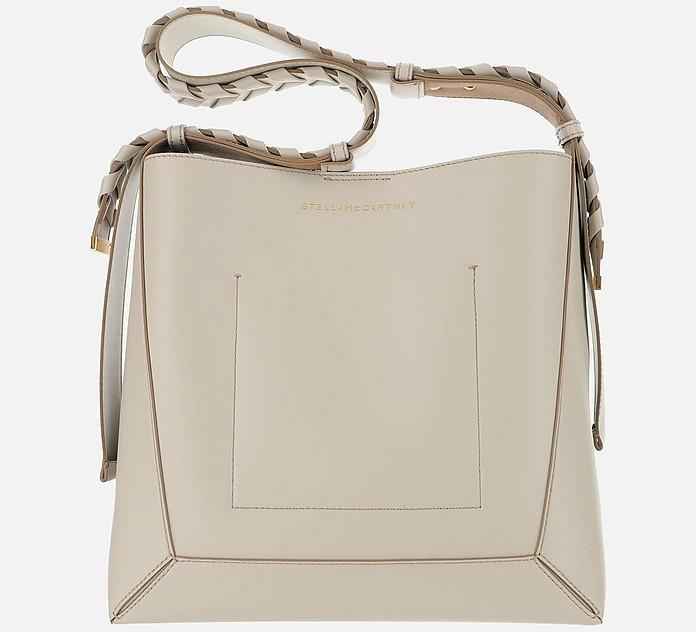 Clay Eco Leather Medium Shoulder Bag - Stella McCartney