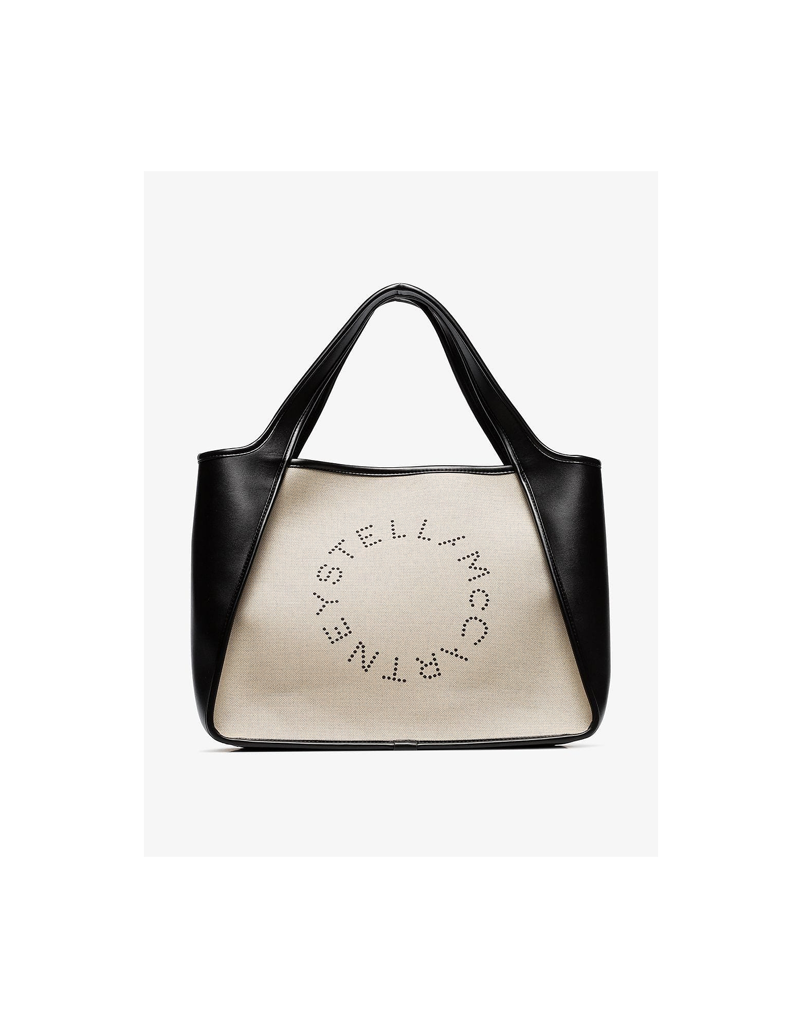 Stella Mccartney Totes STELLA LOGO CANVAS TOTE BAG