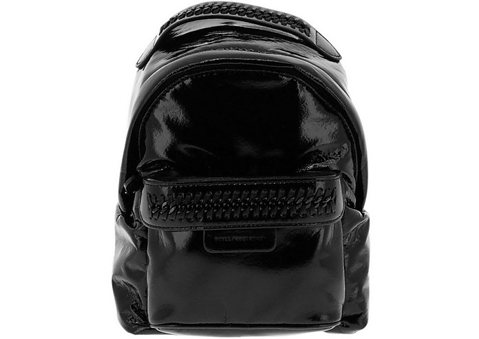 Black Mini Backpack - Stella McCartney / ステラ マッカートニー