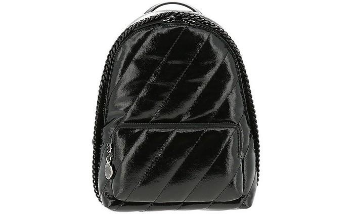 Black And Grey backpack - Stella McCartney