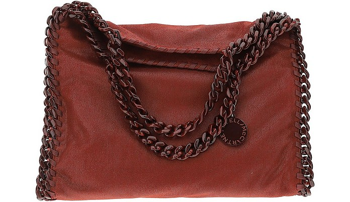 Rust Falabella Shoulder Bag - Stella McCartney