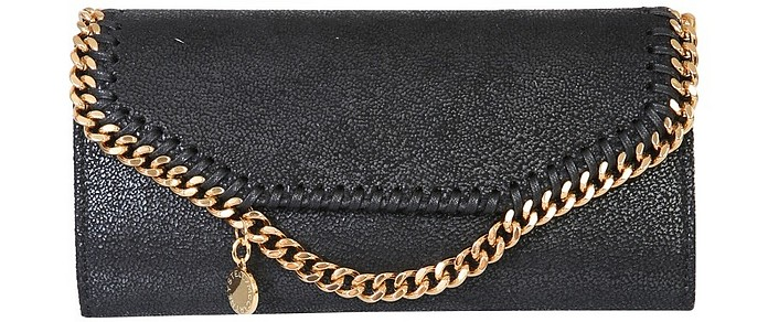 Falabella Continental Wallet - Stella McCartney