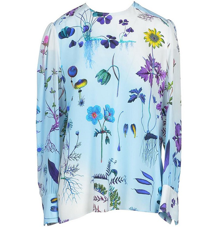 Women's Light Blue Blouse - Stella McCartney