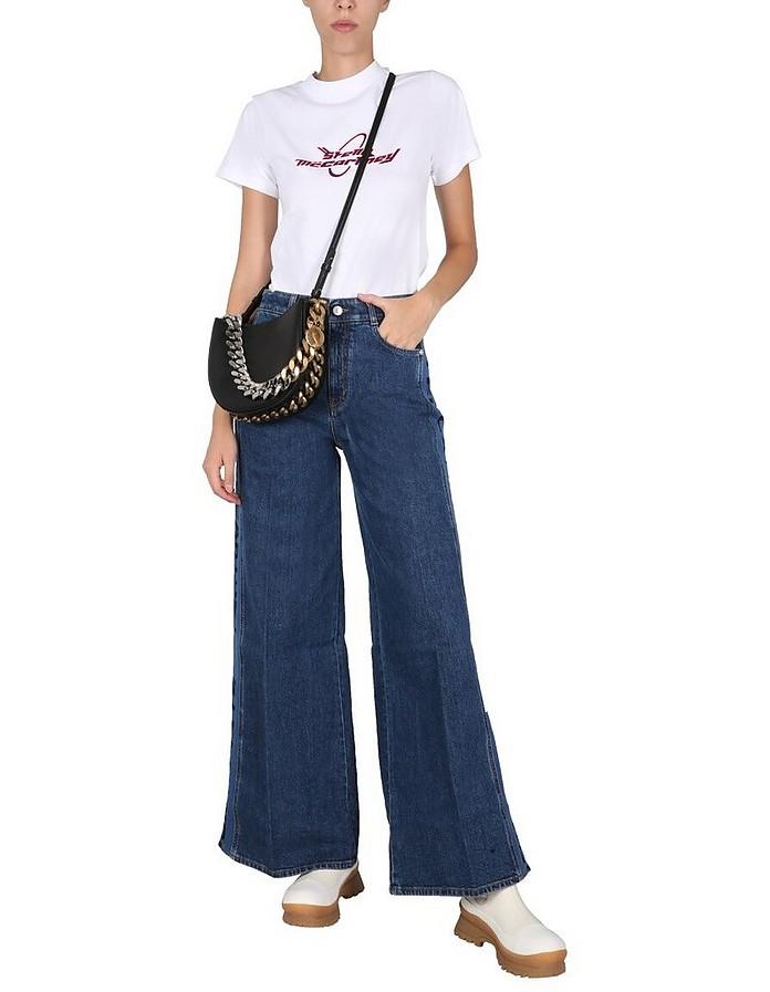 Wide Leg Jeans - Stella McCartney