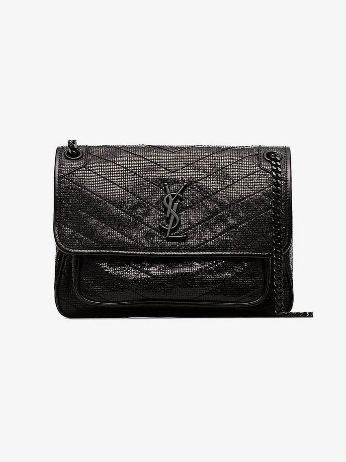 Saint Laurent Accessories Medium Tonal Niki Bag