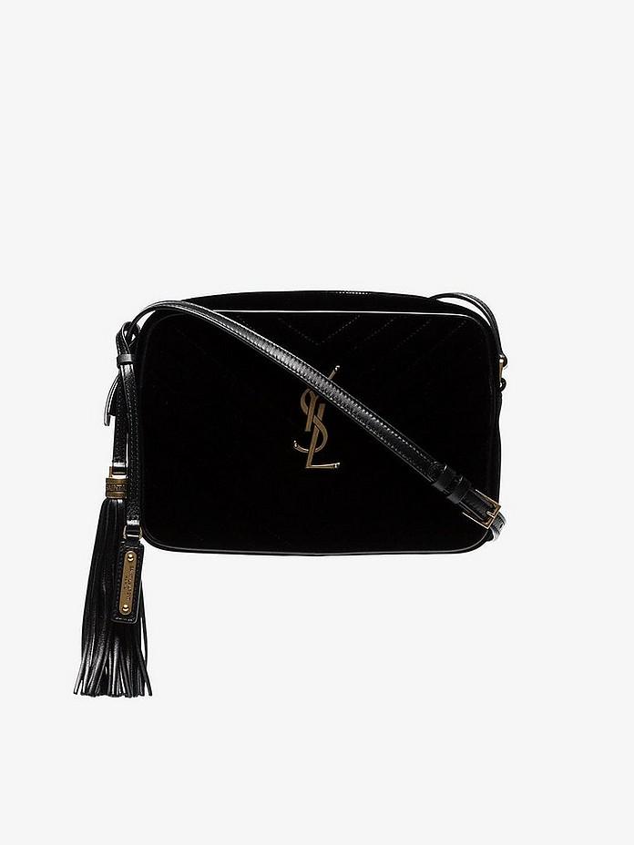 Saint Laurent Crossbody YSL Lou crossbody bag