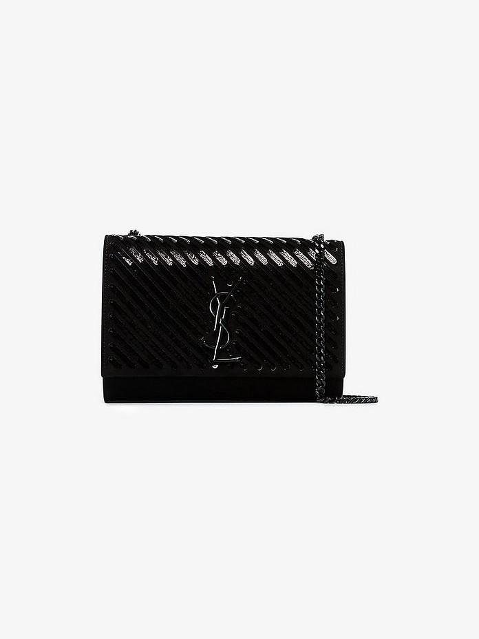 Saint Laurent Shoulder Kate Small Sequin Shoulder bag