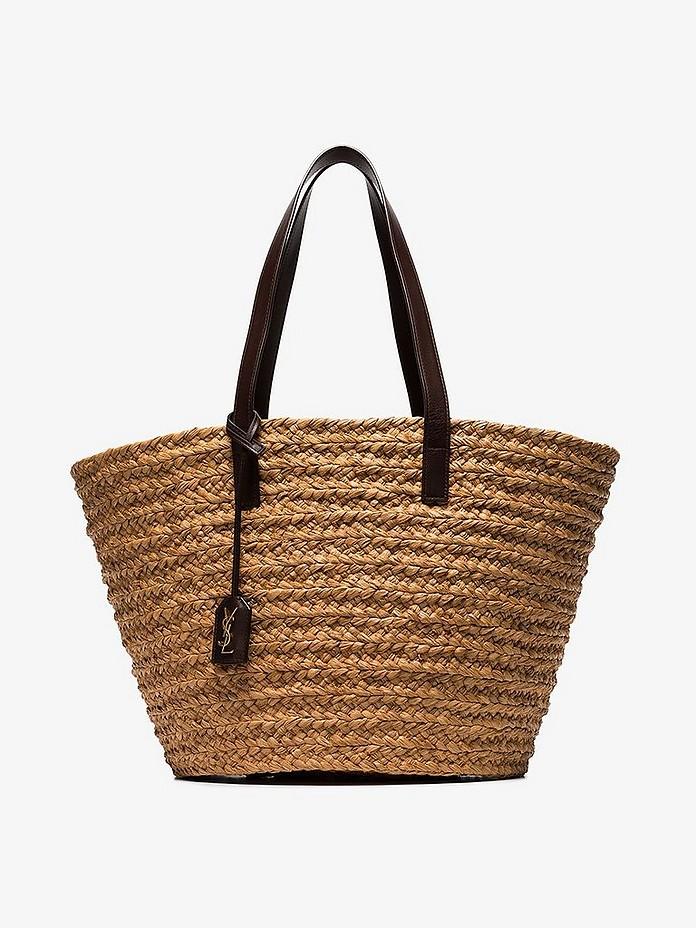 Saint Laurent Accessories Panier medium bag