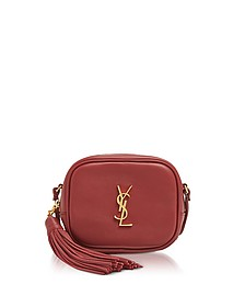 Signature Leather Blogger Shoulder Bag - Saint Laurent