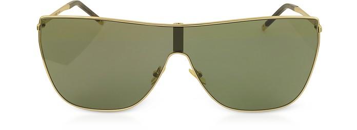 SL1 MASK Metal Frame Men's Sunglasses - Yves Saint Laurent