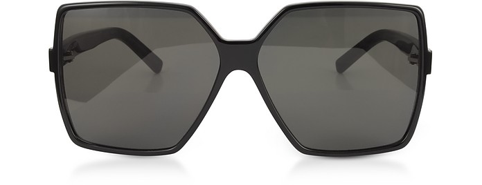 SL 232 Betty Oversize Acetate Women's Sunglasses - Saint Laurent