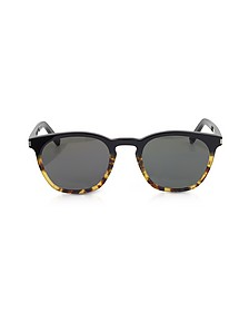 SL 28 Two-Tone Acetate Frame Sunglasses - Yves Saint Laurent 伊夫圣罗兰