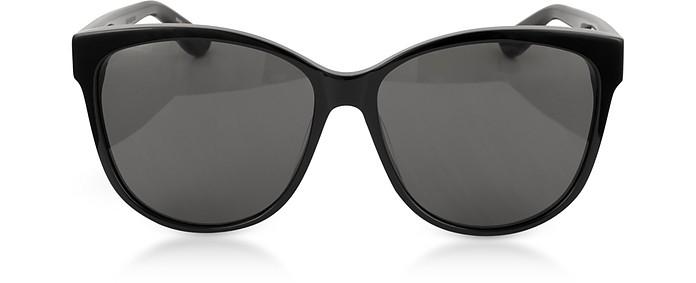 SL M23/K Oval Frame Women's Sunglasses - Saint Laurent