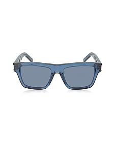 BOLD 5 1GZXT Blue Acetate Sunglasses
