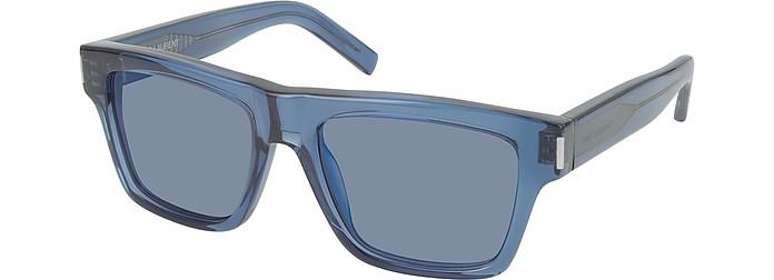 403fc6c71b4 BOLD 5 1GZXT Blue Acetate Sunglasses - Saint Laurent. C 418.75 Actual  transaction amount