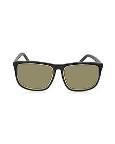 SL 2 807EJ Black Acetate Women's Sunglasses