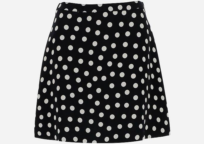 Women's Mini_Skirt - Saint Laurent