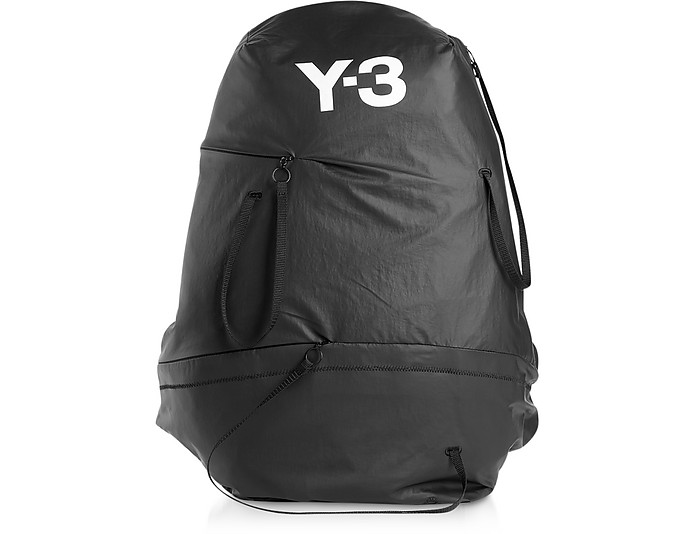 Y-3 Black Bungee Backpack - Y-3