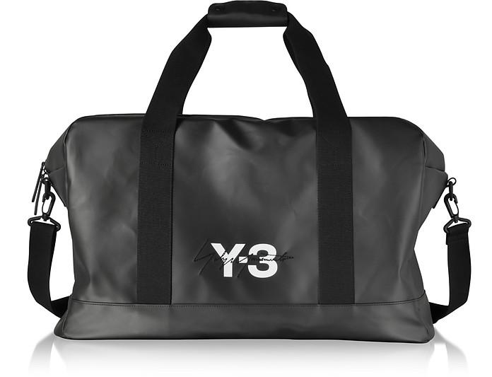 Black Signature Weekender Bag - Y-3