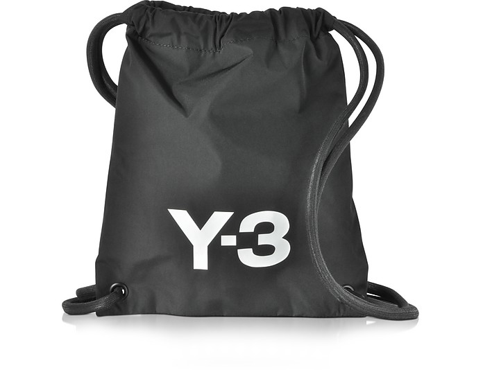 2e538f338ad9 Y-3 Signature Mini Gym Bag at FORZIERI