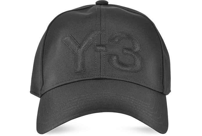 Embroidered Logo Baseball Cap - Y-3