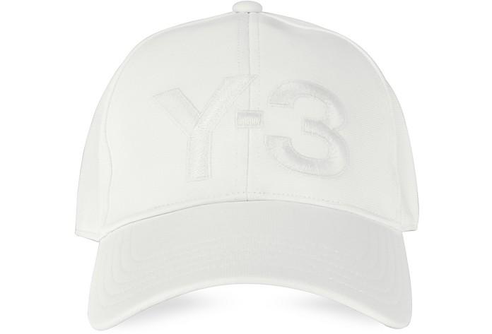 Embroidered Logo Baseball Cap - Y-3