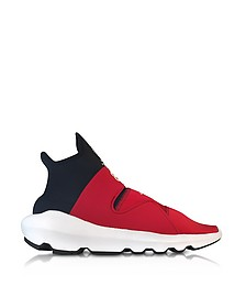 Suberou Sneakers Slip on in Neoprene Rosso - Y-3
