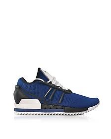 Y-3 Harigane Sneakers in Tessuto Mesh Mistery Ink - Y-3