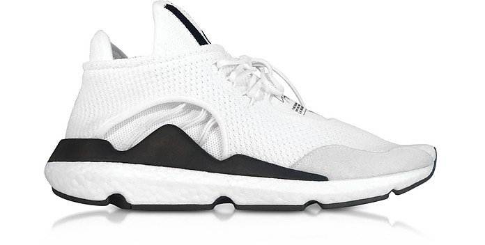 Core White Y-3 Saikou Sneakers - Y-3