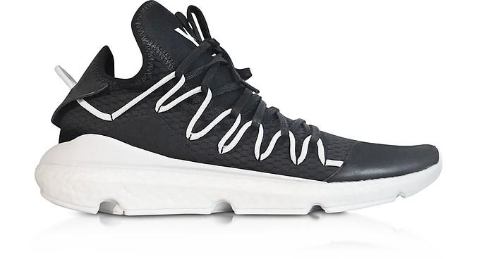 Black Y-3 Kusari Sneakers - Y-3