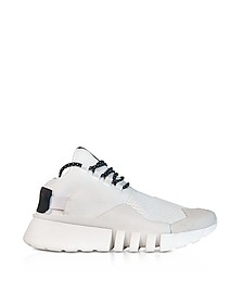 White Nylon Y-3 Ayero Sneakers - Y-3