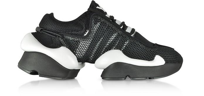 Y-3 Black Raito Racer Sneakers - Y-3