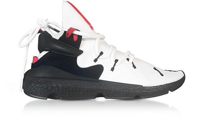 Kusari II Men's White/Black Sneakers - Y-3