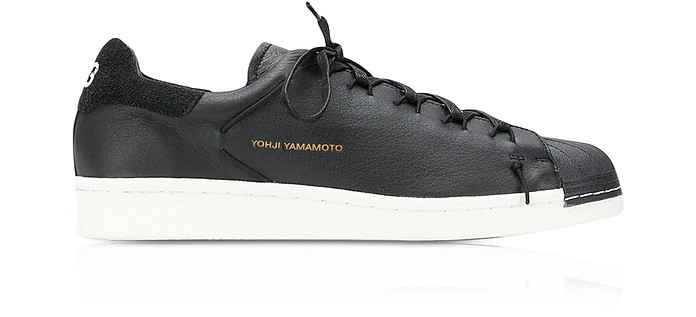 Black Superknot Men's Sneakers - Y-3