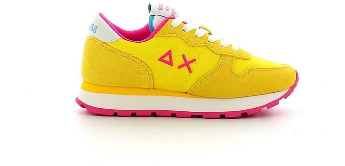 Men's Yellow Shoes - SUN68