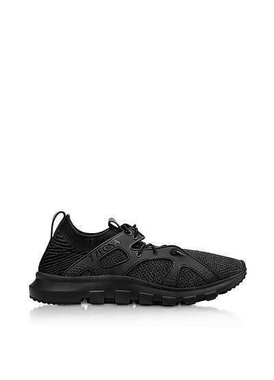 TECHMERINO Sock 2.0 - Черные Кроссовки Носок - Ermenegildo Zegna