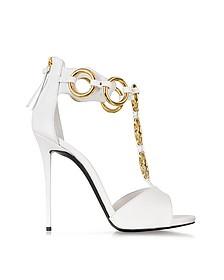 Chain Leather Sandal