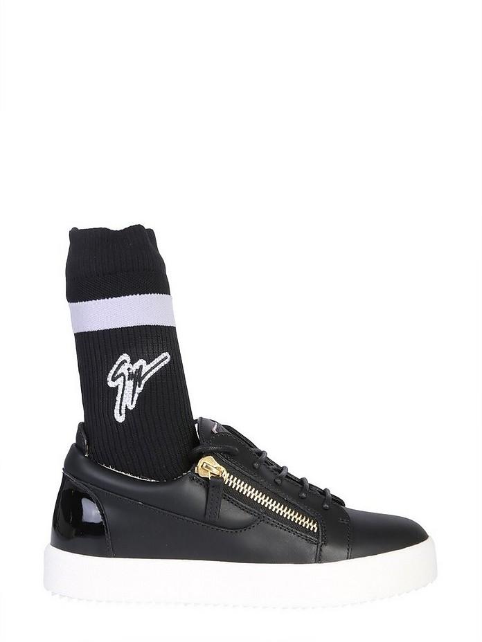 Gail Low-Top Sneakers - Giuseppe Zanotti