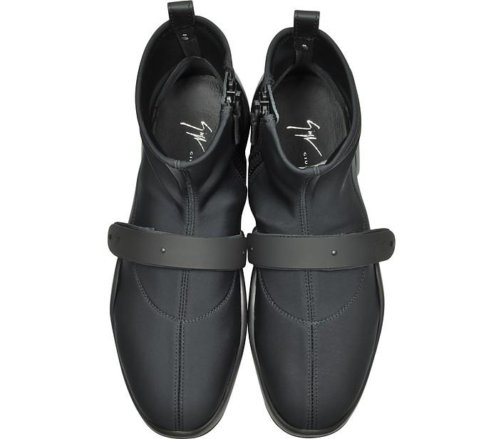 Sock Sneakers Light Jump HT2 in Neoprene Nero Giuseppe Zanotti 39 (39 EU) wbUmBBIWbz