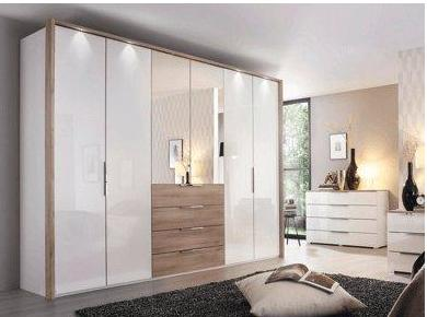 Semi-fitted wardrobes