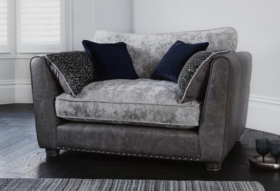 Inspiration Classic Back Snuggler Armchair