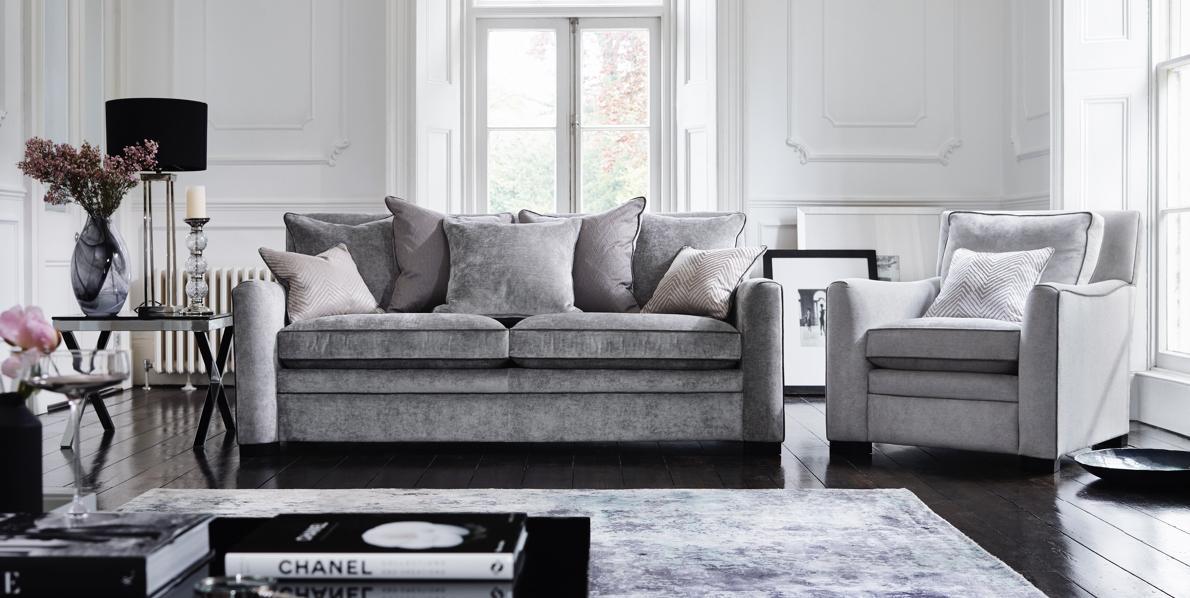 Grey Furniture For Your Living Room Furniture Village Furniture Village