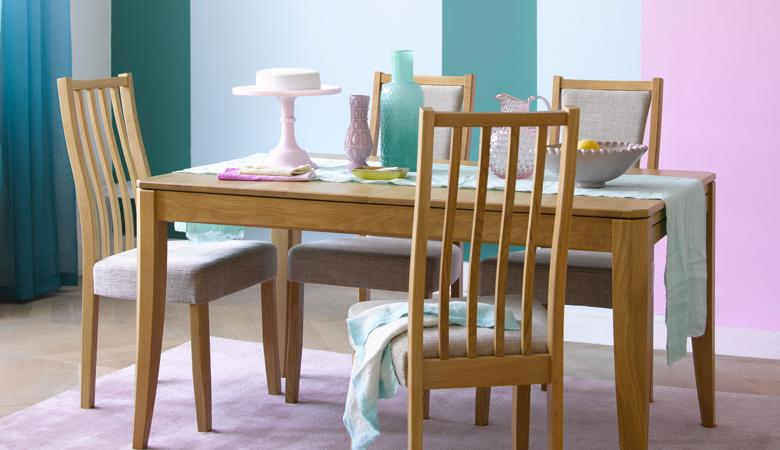 Colour Ideas to Brighten Up Your Dining Room