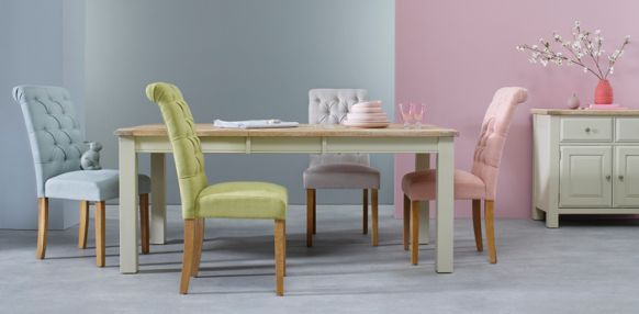 Easter dining chairs