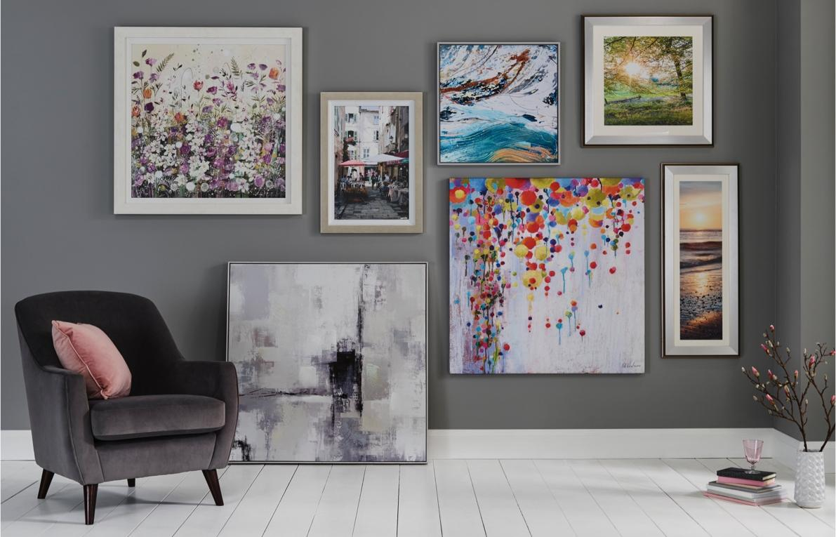 Beautiful Bedroom Wall Art Ideas Furniture Village