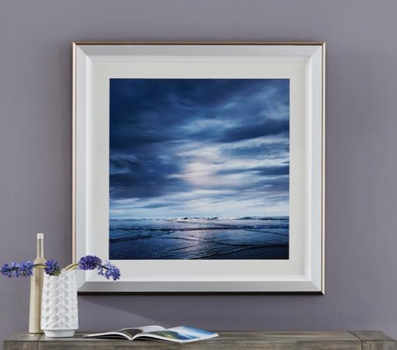 Bedroom wall art – seascape photographic print